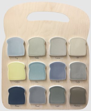 TEMPEST TILE BREAD AND BUTTER COLLECTION COLOR PALETTE