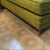 MIRTH TILE GOLDEN RAYS PATTERN OMLIVING ROOM FLOOR