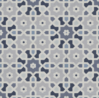 MIRTH MOROCCAN PATTERN TILE