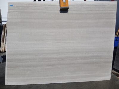 Siberian White brushed roman marble