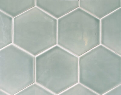TEMPEST TILE bread butter hexagon COLLECTION