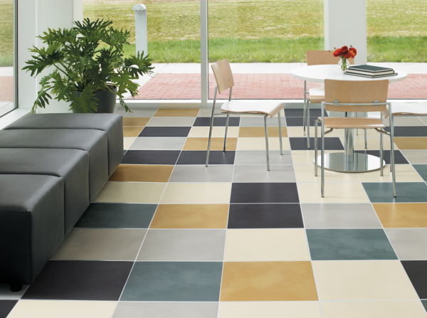 color blox tile collection