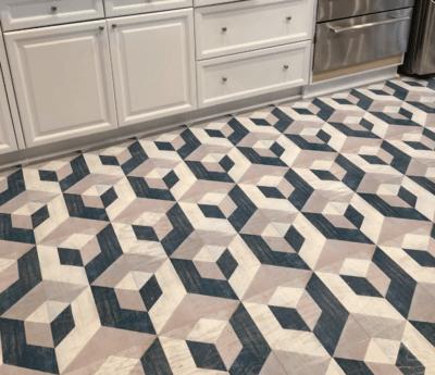 mirth virtual installed kitchen floor