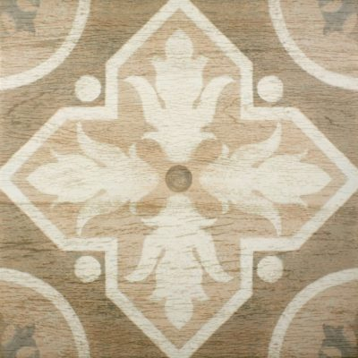 MIRTH RADCLIFF PORCELAIN COLLECTION INSTALLED SINGLE TILE PATTERN